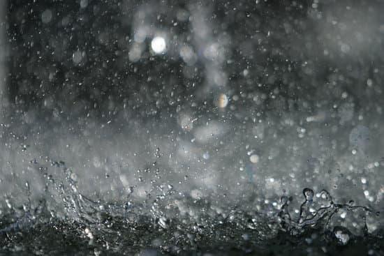 contaminated Rainwater